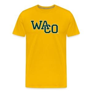 Represent Waco - Men's Premium T-Shirt