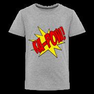 Kids' Shirts ~ Kids' Premium T-Shirt ~ KA-POW