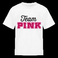 Kids' Shirts ~ Kids' T-Shirt ~ TeamPink