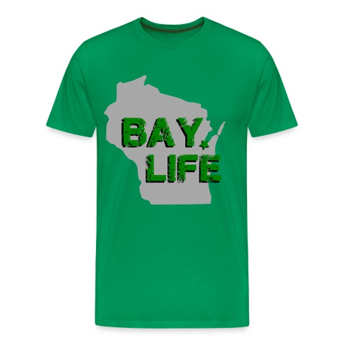 Green Bay Life - Men's Premium T-Shirt