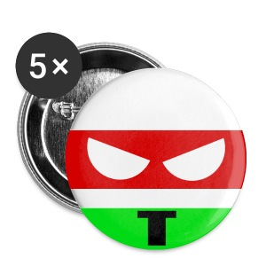 teamsolocrysm badge - Small Buttons