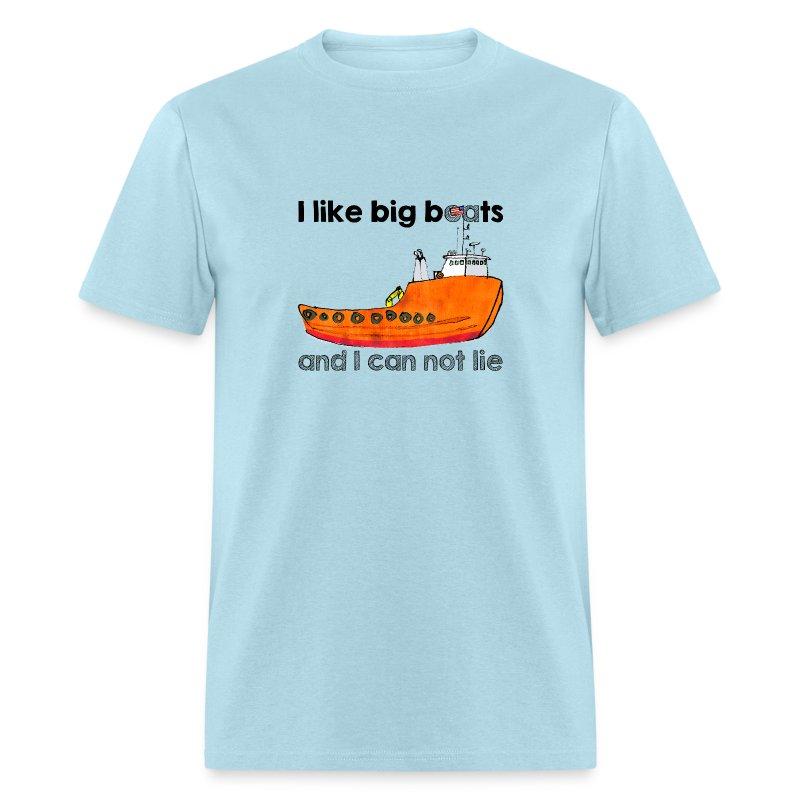 Big Boats - Men's T-Shirt