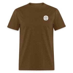 Old School Captain Tee - Men's T-Shirt