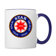 Mugs & Drinkware ~ Contrast Coffee Mug ~ Star Logo coffee mug