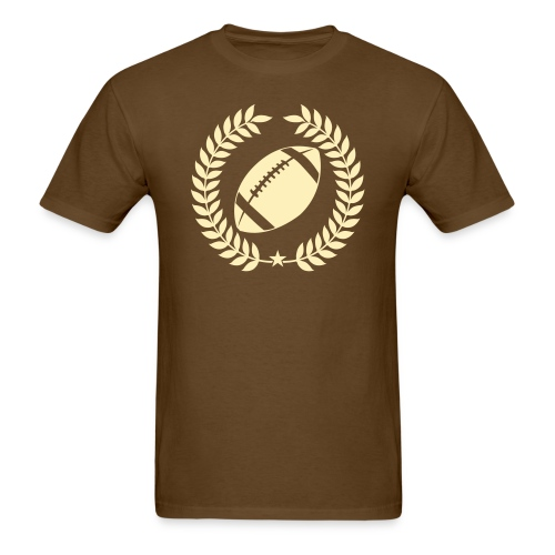 Cool football Graphic - Men's T-Shirt
