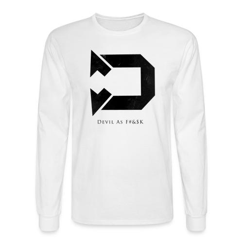 Long Sleeve Shirt 1 White - Men's Long Sleeve T-Shirt