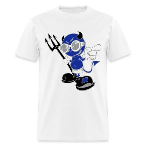 Cartoon Devil - Men's T-Shirt