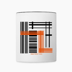 Abstraction Bottles & Mugs