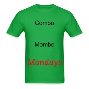 Combo Mombo Mondays - Men's T-Shirt