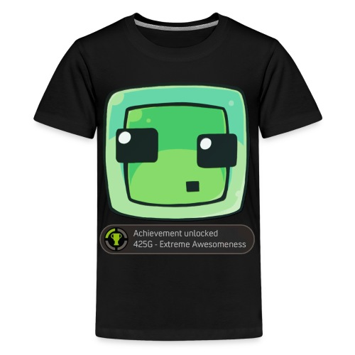 Minecraft is too awesome - Kids' Premium T-Shirt
