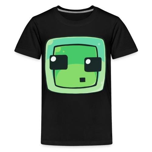 Minecraft Slime T-Shirt - Kids' Premium T-Shirt