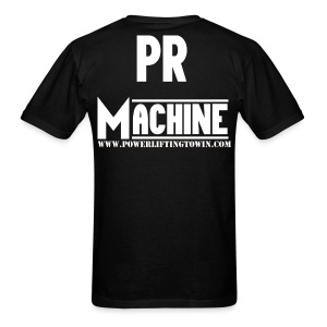 PR Machine - Men's T-Shirt