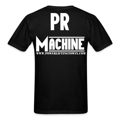 PR Machine - Men's T-Shirt