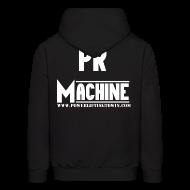 Hoodies ~ Men's Hoodie ~ PR Machine Hoodie