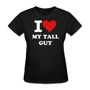 Couple Shirt (girl) - Women's T-Shirt