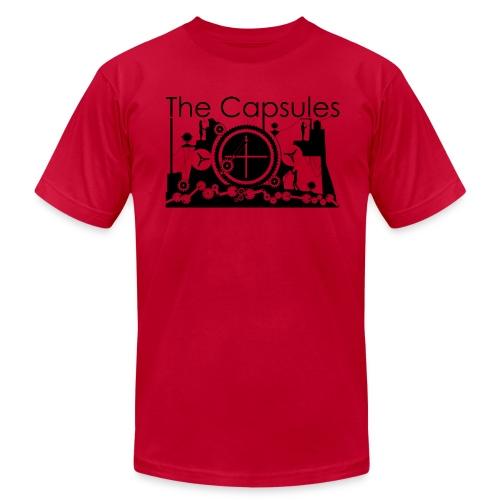 Super Symmetry T-Shirt - AA - Red - Men's  Jersey T-Shirt