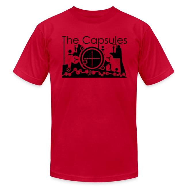 Super Symmetry T-Shirt - AA - Red