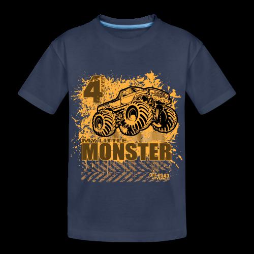 Kids Monster Truck Shirt - Kids' Premium T-Shirt