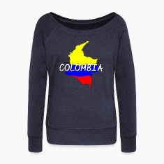 Colombia Long Sleeve Shirts
