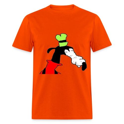 Gooby's Face Tee - Men's T-Shirt