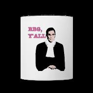 Mugs & Drinkware ~ Contrast Coffee Mug ~ RBG Y'all Mug
