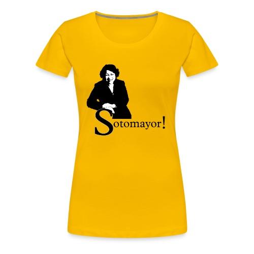 ! (Women's T) - Women's Premium T-Shirt