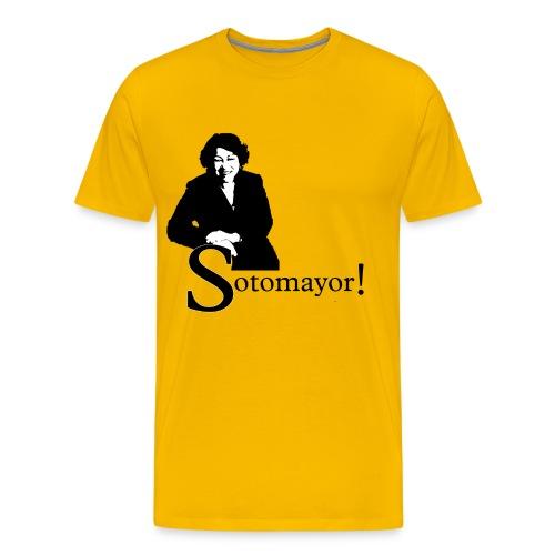 ! (Men's T) - Men's Premium T-Shirt