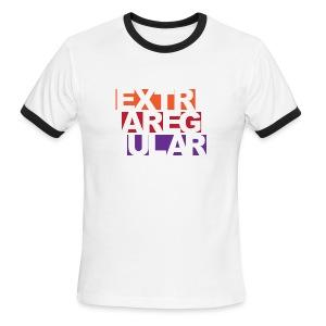 Extra Regular - Men's Ringer T-Shirt