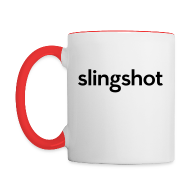 Mugs & Drinkware ~ Contrast Coffee Mug ~ SlingShot Mug with Contrasting Colors