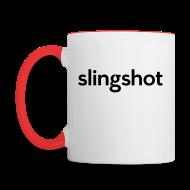 Mugs & Drinkware ~ Contrast Coffee Mug ~ SlingShot Mug with Contrasting Colors