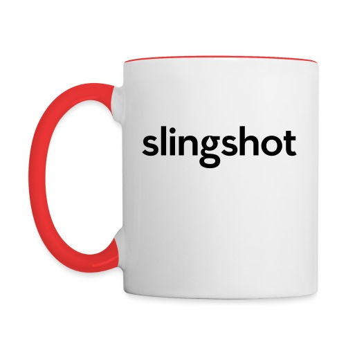 SlingShot Mug with Contrasting Colors - Contrast Coffee Mug