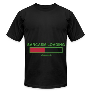 Team Sarcasm - Men's Fine Jersey T-Shirt