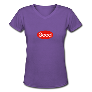 Harry Hood - Women's V-Neck T-Shirt