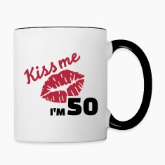 Kiss 50 birthday Bottles & Mugs