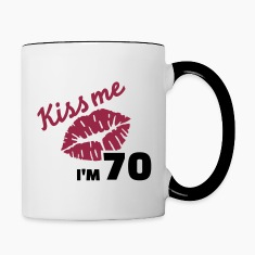 Kiss 70 birthday Bottles & Mugs
