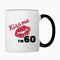 Kiss 60 birthday Bottles & Mugs