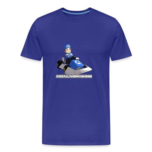 Abdallah Kart Men's Tee - Men's Premium T-Shirt