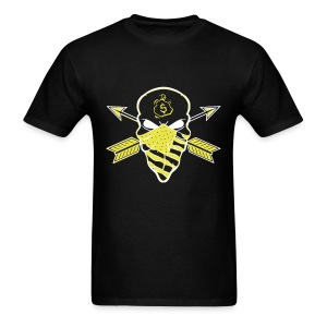 Trill Skull Thunder - Men's T-Shirt