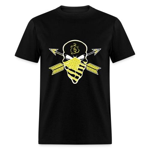 Trill Skull Thunder - Men's T-Shirt