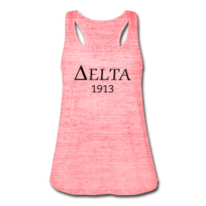 DELTA tank - Women's Flowy Tank Top by Bella