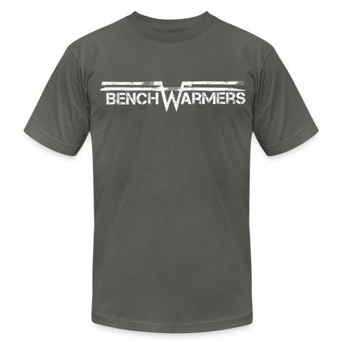 Chandail B pour homme - logo blanc - T-shirt pour hommes