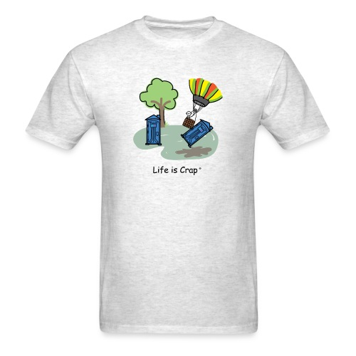 Ballooning is the Cure  - Mens Classic T-Shirt - Men's T-Shirt