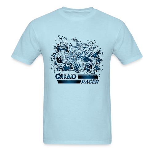 Quad Racing Shirt - Men's T-Shirt