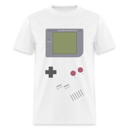 Gameboy Shirt - Men's T-Shirt