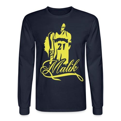Malik  (www.drazmisetas.com) - Men's Long Sleeve T-Shirt