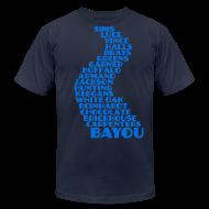 T-Shirts ~ Men's T-Shirt by American Apparel ~ Bayou City