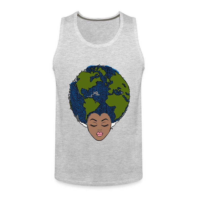 Earth Tank - Men's Premium Tank
