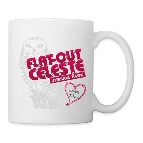 Flat-Out Celeste Coffee Mug - Coffee/Tea Mug