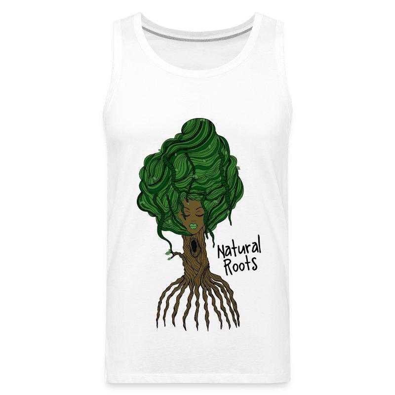 Natural Roots Tank - Men's Premium Tank
