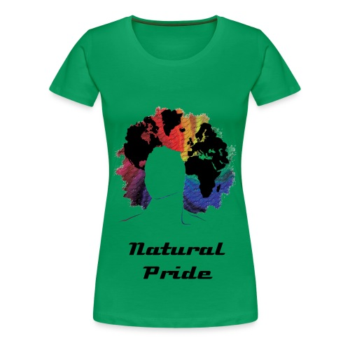 Natural Pride Title Tee - Women's Premium T-Shirt